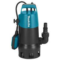 Makita Elektro-Tauchpumpe 1100 W Blau und Schwarz