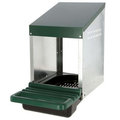 Kerbl Hühner-Legenest mit 1 Abteil Kunststoff Grün