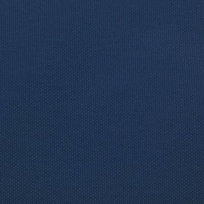 vidaXL Sonnensegel Oxford-Gewebe Rechteckig 2x4,5 m Blau