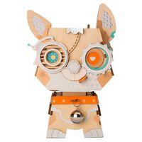 Robotime Blumentopf Bausatz Puppy