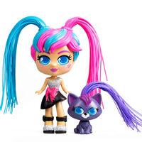 Silverlit Curli Girls Deluxe Spielzeug-Set Milli and Vogue Mehrfarbig