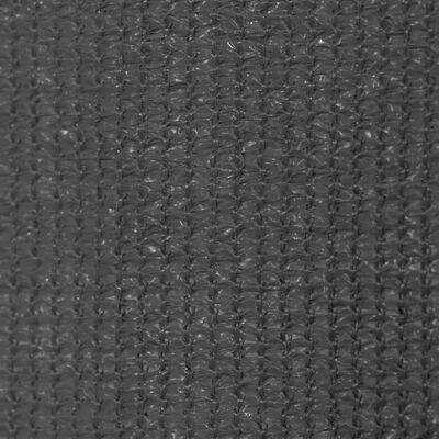 vidaXL Außenrollo 400 x 230 cm Anthrazit