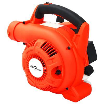 vidaXL 3 in 1 Benzin-Laubbläser 26 ccm Orange
