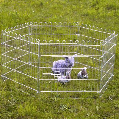 Beeztees Freilaufgehege für Hasen 60x60 cm Metall