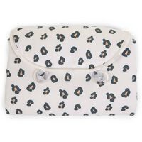 """CHILDHOME Changing Mat """"Angel"""" Jersey Leopard"""