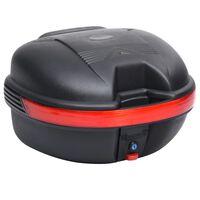 vidaXL Motorradkoffer 26 L für 1 Helm