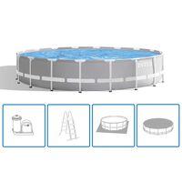 Intex Prism Frame Swimmingpool-Set Rund 549 x 122 cm 26732GN