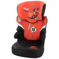 Disney Autositz Befix Cars Gruppe 2+3 Rot