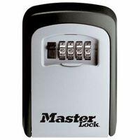 Master Lock 5401EURD Wand-Schlüsselsafe mit Zahlencode