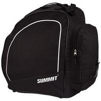 Summit skischoentas zwart/wit