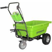 Greenworks Selbstfahrender Gartenwagen ohne 40-V-Akku G40GC 740000007