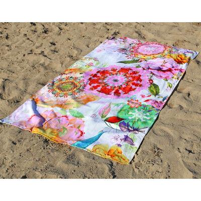 HIP Strandtuch AMELIE 100×180 cm Mehrfarbig