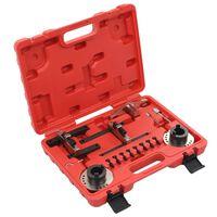 vidaXL 16-tlg. Motoreinstellwerkzeug-Set für Ford