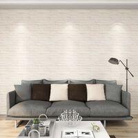 vidaXL Wandpaneele 12 Stk. 3D 0,5×0,5 m 3 m²