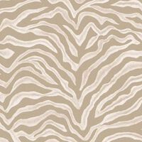 Noordwand Tapete Zebra Print Beige