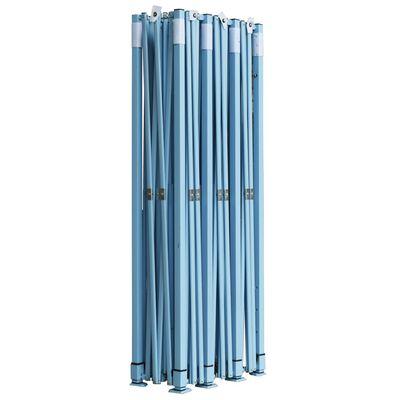 vidaXL Faltzelt Pop-Up Partyzelt 3 x 9 m Blau