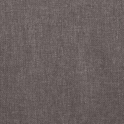 vidaXL Drehbare Esszimmerstühle 2 Stk. Taupe Stoff