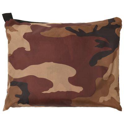 vidaXL Outdoor Tarp 4x4 m Camouflage