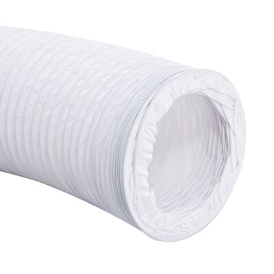 vidaXL Abluftschlauch PVC 6 m 12,5 cm