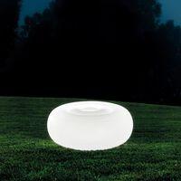 Intex LED Ottomane 86x33 cm