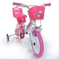 "Dino Bikes Kids' Bicycle ""Unicorn"" Pink 12"""