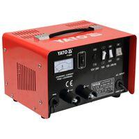 YATO Batterieladegerät 12/24 V 16 A 230 V