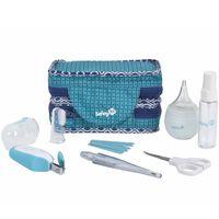 Safety 1st Pflegeset für Neugeborene im Reise-Etui Blau 3106003000