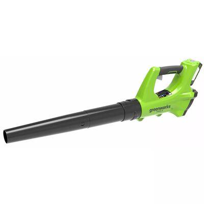 Greenworks Laubbläser G24AB ohne 24 V Batterie 2402207