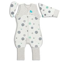 Love to Dream Baby-Pucksack Swaddle Up Transition Suit Lite Stufe 2 L