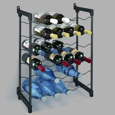 Metaltex Flaschenregal Chianti für 30 Flaschen