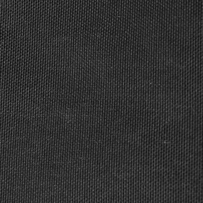 vidaXL Sonnensegel Oxford Gewebe Rechteckig 4x6 m Anthrazit