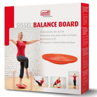 Sissel Balance Board 40 cm Rot SIS-162.051