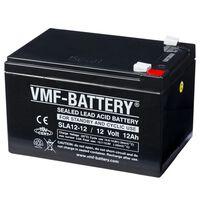 VMF AGM Batterie Standby und Zyklisch 12 V 12 Ah SLA12-12