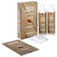 Holzpflege-Set CARE KIT 2 × 250 ml