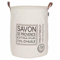 Sealskin Wäschekorb Savon de Provence Creme 60 L 361752065