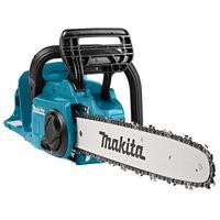 Makita Akku-Kettensäge 350 mm 2x18/36 V Blau und Schwarz