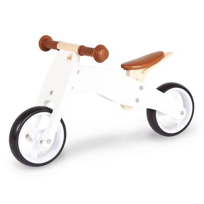 Pinolino Mini-Dreirad Charlie Weiß/Natur