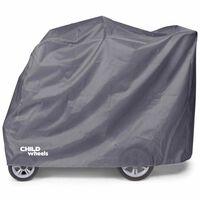 CHILDHOME Abdeckung für Kinderwagen Drillinge-/Vierlinge CWSTQD
