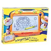 TOMY Magnetisches Zeichenbrett Megasketcher