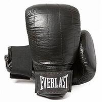 EVERLAST Sandsack-Handschuhe Pro Boston Schwarz M