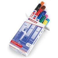 edding Permanent-Marker 10 Stk. Mehrfarbig 3000
