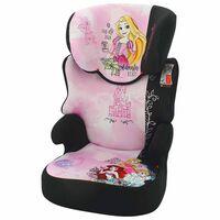 Disney Autositz Befix Princess Gruppe 2+3 Rosa