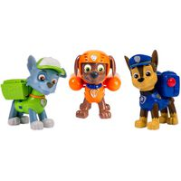 Paw Patrol Action-Pack Welpen Rocky/Zuma/Chase