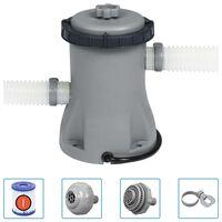 Bestway Flowclear Pool-Filterpumpe 1249 L