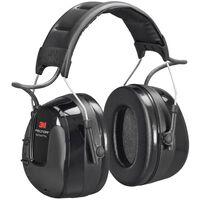 3M Gehörschutz mit Radio Worktunes Pro Peltor Schwarz 34732