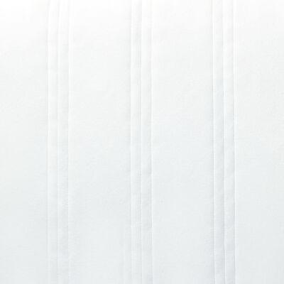 vidaXL Boxspringbett Dunkelgrau Stoff 200x200 cm