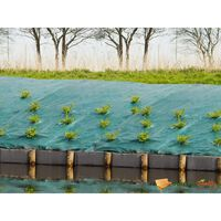 Nature Weed Control Ground Cover 2,1x 25m Green