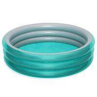 Bestway Schwimmbecken Big Metallic Rund 201x53 cm Blau