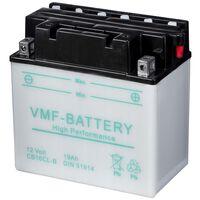 VMF Powersport Batterie 12 V 19 Ah CB16CL-B