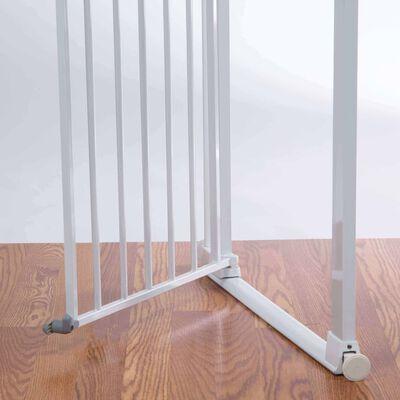 Safety 1st Treppenschutzgitter Flat Step 73 cm Weiß Metall 2443431000